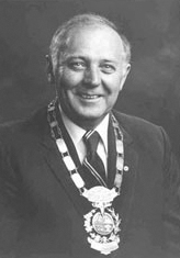 Prince George Mayor Elmer Mercier 1980-1986]